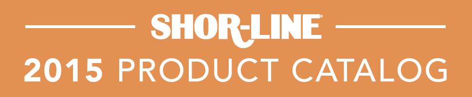 2015 Shor-Line Product Catalog
