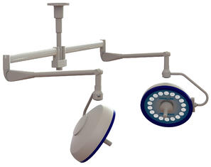Prelude dual ceiling mount surgery light